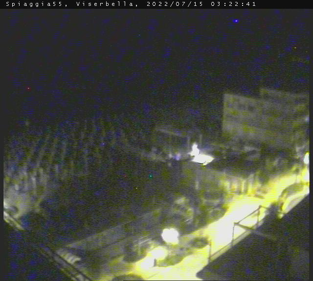 Webcam Mare Rimini - Webcam Meteo » ILMETEO.it